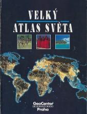 Velký atlas světa (GeoCenter)