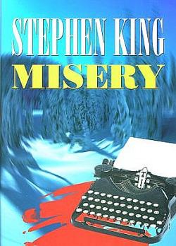 Misery obálka knihy