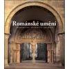 Románské umění obálka knihy