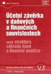 Účetní závěrka v daňových a finančních souvislostech aneb struktura základu daně a finanční analýza