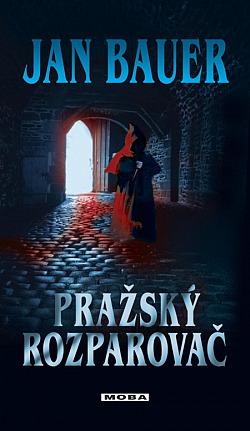 Pražský rozparovač obálka knihy