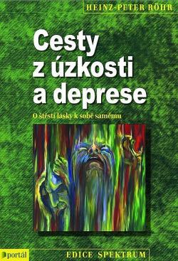 Cesty z úzkosti a deprese obálka knihy
