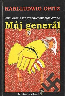 Můj generál obálka knihy