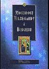 Moudrost Hildegardy z Bingenu obálka knihy