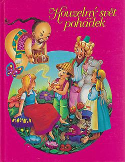 Kouzelný svět pohádek obálka knihy