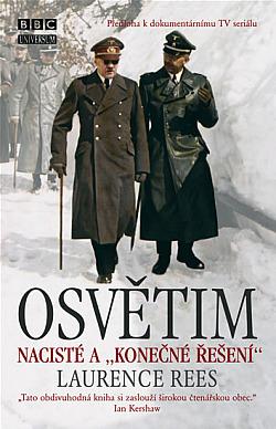 Osvětim: Nacisté a konečné řešení obálka knihy