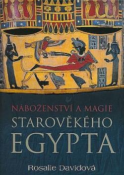 Náboženství a magie starověkého Egypta obálka knihy