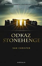 Odkaz Stonehenge obálka knihy