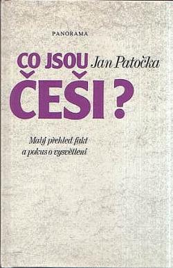 Co jsou Češi? obálka knihy