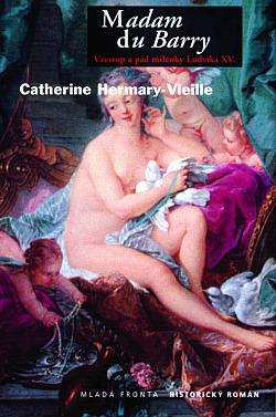 Madam du Barry obálka knihy