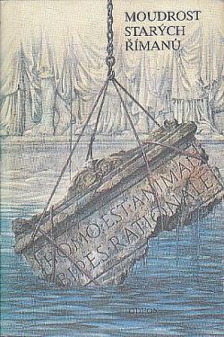 Moudrost starých Římanů obálka knihy