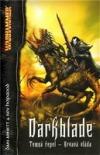 Darkblade, Temná čepel - Krvavá vláda obálka knihy