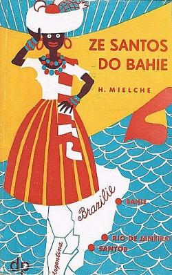 Ze Santos do Bahie obálka knihy