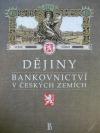 Dějiny bankovnictví v českých zemích