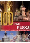 100 divů Ruska obálka knihy