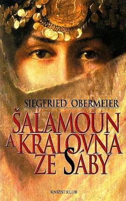 Šalamoun a královna ze Sáby obálka knihy