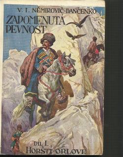 Horští orlové obálka knihy