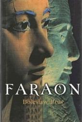 Faraon obálka knihy