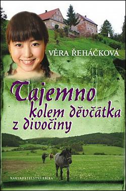 Tajemno kolem děvčátka z divočiny obálka knihy