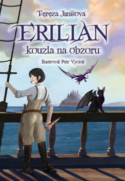 Erilian 2 – Kouzla na obzoru obálka knihy