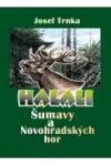 Halali Šumavy a Novohradských hor obálka knihy