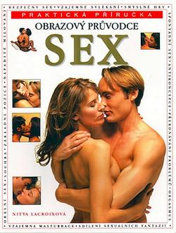 Sex - obrazový průvodce obálka knihy