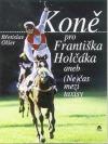 Koně pro Františka Holčáka aneb (Ne)čas mezi taxisty obálka knihy