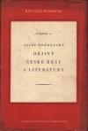 Dějiny české řeči a literatury