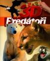 3D Predátoři Obálka knihy
