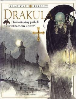 Drakula (skrátená verzia) obálka knihy