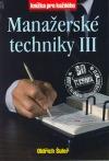 Manažerské techniky III