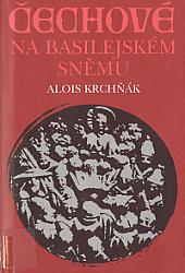 Čechové na basilejském sněmu obálka knihy