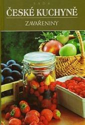 České kuchyně - Zavařeniny obálka knihy