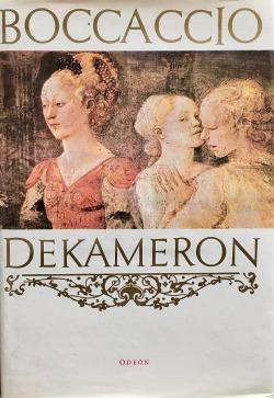 Dekameron obálka knihy