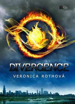 Divergence obálka knihy