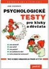 Psychologické testy pro kluky a děvčata