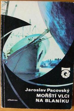Mořští vlci na Blaníku obálka knihy