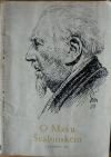O Maxu Švabinském obálka knihy