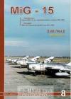 Mig - 15 (2.díl) obálka knihy