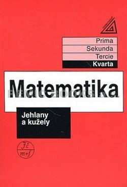 Matematika - Jehlany a kužely obálka knihy