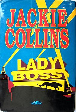 Lady Boss obálka knihy