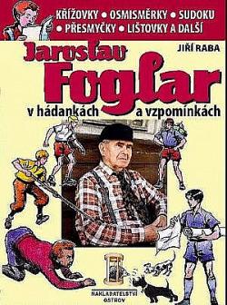 Jaroslav Foglar v hádankách a vzpomínkách obálka knihy