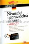 Německá nepravidelná slovesa obálka knihy