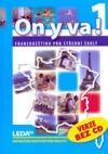 ON Y VA! 1 - učebnice obálka knihy