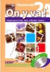 ON Y VA! 2A+2B - pracovní sešity obálka knihy
