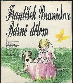Básně dětem I. obálka knihy