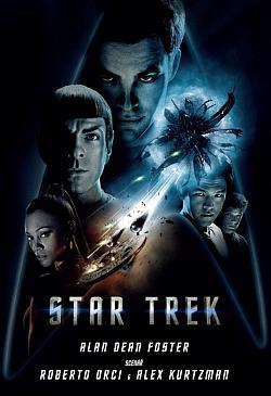Star Trek obálka knihy