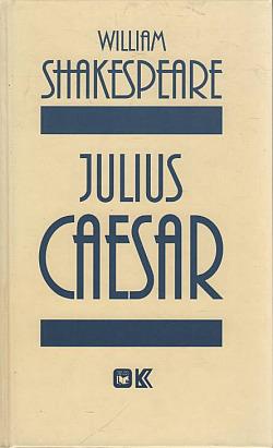 Julius Caesar obálka knihy