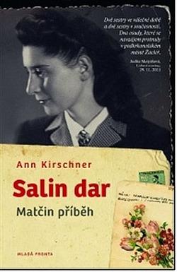 Salin dar - Matčin příběh obálka knihy