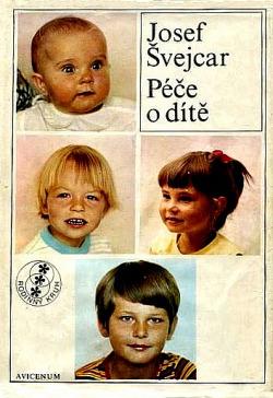 Péče o dítě obálka knihy